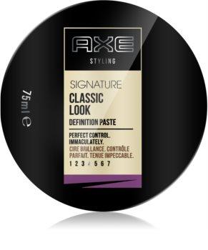 Axe Signature Classic Look Styling Paste für das Haar