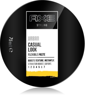 Axe Urban Casual Look Styling Paste for Hair