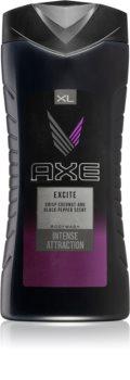 Axe Excite Brusegel