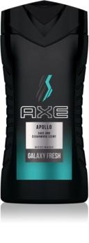 Axe Apollo gel de ducha para hombre
