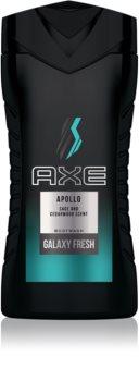 Axe Apollo tusfürdő gél uraknak