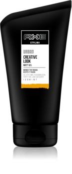 Axe Urban Creative Look matující gel na vlasy