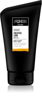 Axe Urban Creative Look матирующий гель для волос