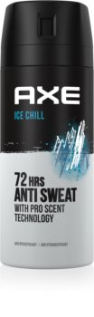 Axe Ice Chill Antiperspirant Spray