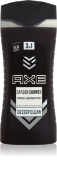 Axe Carbon Shower Gel 3 in 1