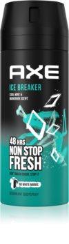 Axe Ice Breaker дезодорант та спрей для тіла