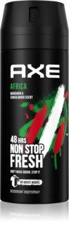 Axe Africa Spray deodorant