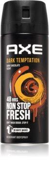 Axe Dark Temptation desodorizante em spray