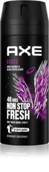 Axe Excite desodorizante em spray