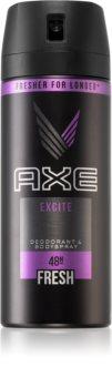 Axe Excite dezodorant v pršilu