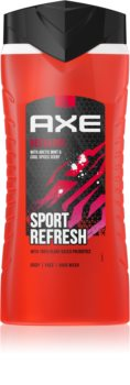 Axe Recharge Arctic Mint & Cool Spices Refreshing Shower Gel 3 in 1
