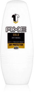 Axe Gold déodorant roll-on pour homme