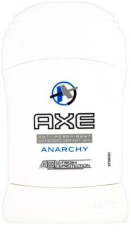 Axe Anarchy For Him desodorizante em stick para homens 50 ml