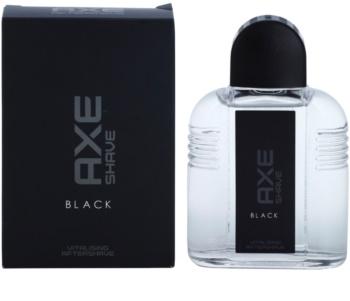 Axe Black νερό για μετά το ξύρισμα για άντρες