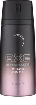 Axe Black Night déodorant en spray