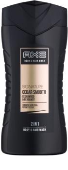 Axe Signature Cedar Smooth sprchový gél pre mužov