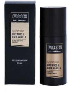 Axe Signature Oud Wood and Dark Vanilla Bodyspray für Herren