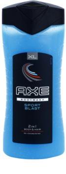 Axe Sport Blast gel za prhanje za moške