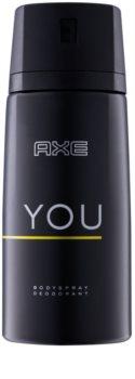 Axe You deodorante spray