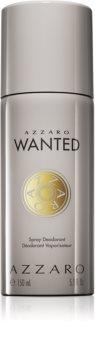 Azzaro Wanted déodorant en spray pour homme