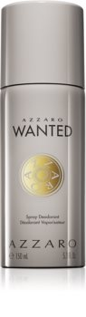 Azzaro Wanted spray dezodor uraknak