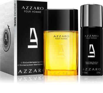 Azzaro Azzaro Pour Homme set cadou VIII. pentru bărbați