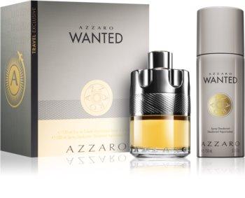 Azzaro Wanted Geschenkset I. für Herren