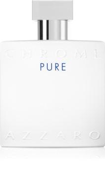 Azzaro Chrome Pure eau de toilette per uomo