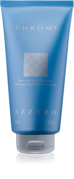 Azzaro Chrome Shower Gel for Men
