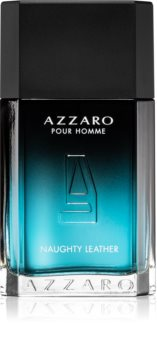 Azzaro Azzaro Pour Homme Sensual Blends Naughty Leather toaletna voda za muškarce