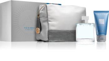Azzaro Chrome Gift Set for Men