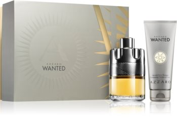 Azzaro Wanted Gift Set for Men