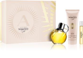 Azzaro Wanted Girl Geschenkset für Damen