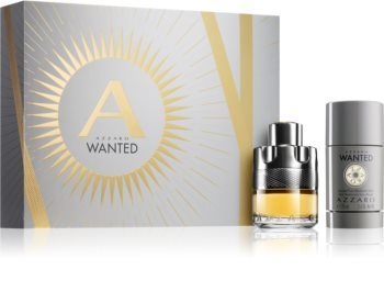 Azzaro Wanted Girl Wanted Gift Set II. for Men