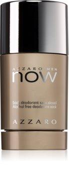 Azzaro Now Men desodorizante em stick para homens