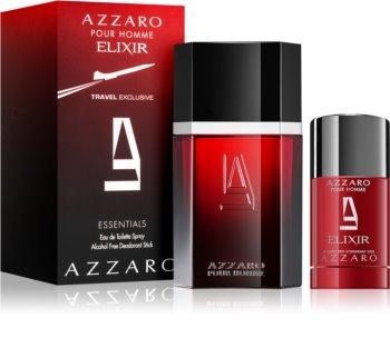 Azzaro Azzaro pour Homme Elixir set cadou I. pentru bărbați
