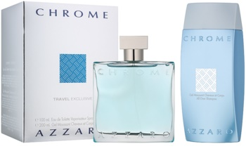 Azzaro Chrome lote de regalo XIX.