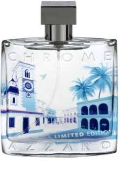 Azzaro Chrome Limited Edition 2014 eau de toilette para hombre 100 ml
