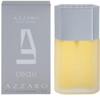 Azzaro Azzaro Pour Homme L´Eau eau de toilette for Men