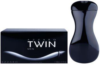 Azzaro Twin Men toaletní voda pro muže 80 ml