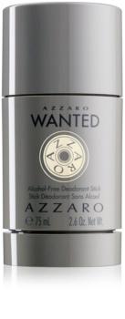 Azzaro Wanted desodorizante em stick para homens