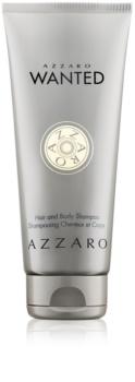 Azzaro Wanted gel de duche para homens