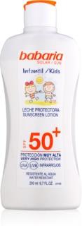 Babaria Sun Infantil krema za sončenje za otroke SPF 50+