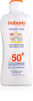 Babaria Sun Infantil opaľovací krém pre deti SPF 50+