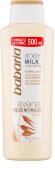 Babaria Avena mleczko do ciała