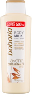 Babaria Avena tělové mléko