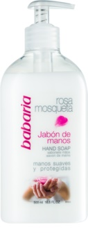 Babaria Rosa Mosqueta tekuté mýdlo na ruce