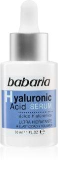 Babaria Hyaluronic Acid Gesichtsserum mit Hyaluronsäure