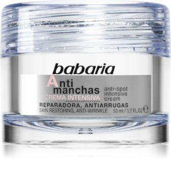 Babaria Anti Spot Intensive Night Cream for Pigment Spots Correction