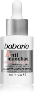 Babaria Anti Spot sérum visage anti-taches pigmentaires